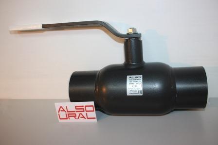 Кран шаровый приварной КШ.П.080.25-01 Ду80 Ру25